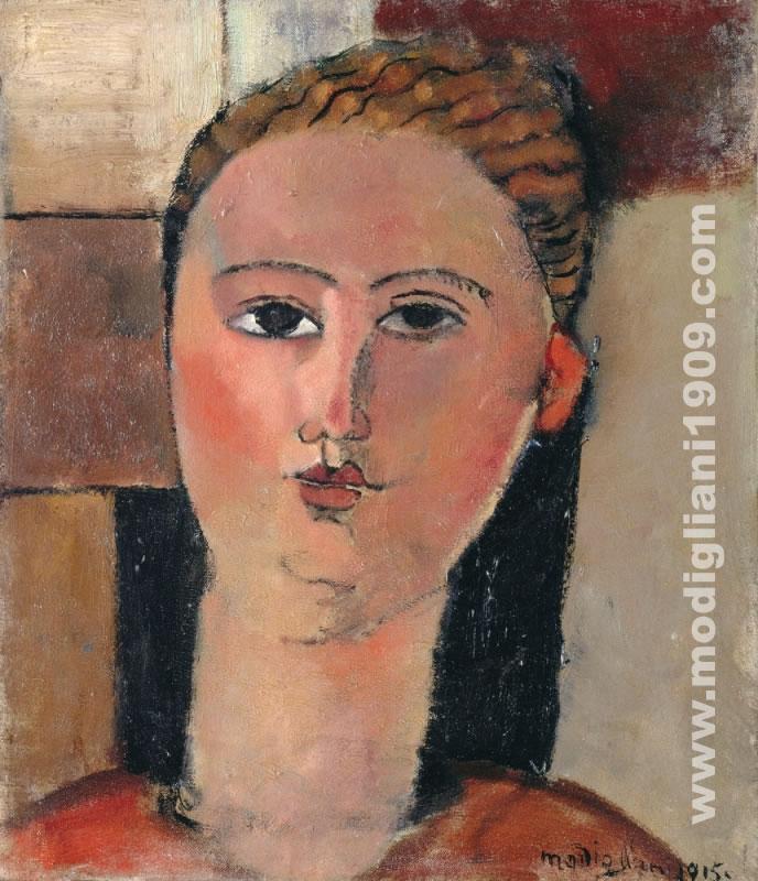 Catalogue de l'Oeuvre Peint de Modigliani di Ambrogio Ceroni