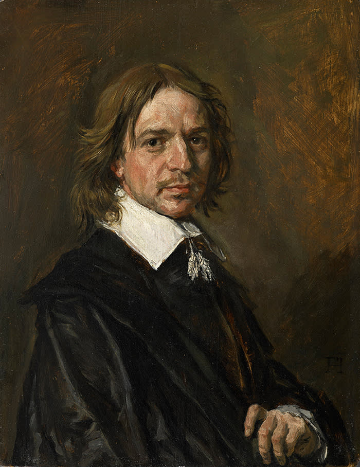 A fake Frans Hals portrait sold by Sotheby's in 2011
