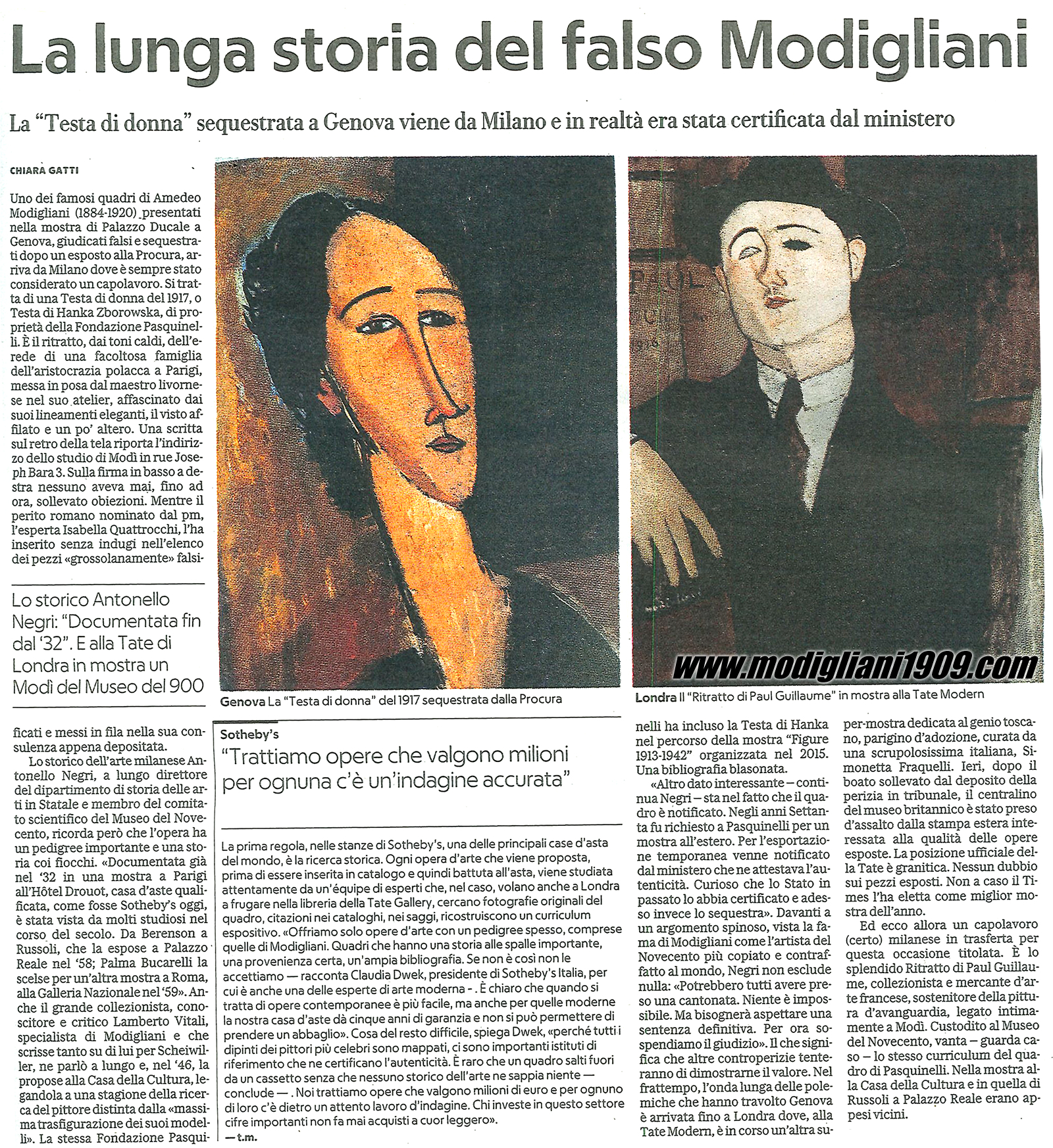 Palace Entirely Modigliani Ducal Art Exhibited Fake Genoa Be Almost In To Revealed At