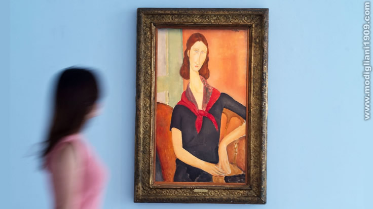 Art Fakes Loom Over Modigliani Madness
